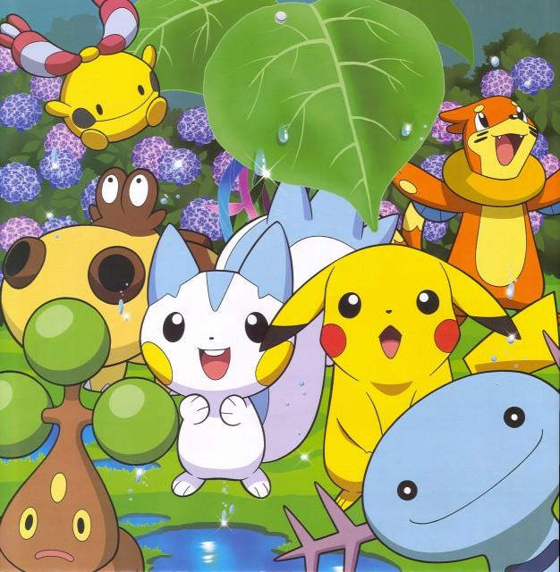 Nintendo, OLM Digital Inc, Pokémon, Pachirisu, Buizel