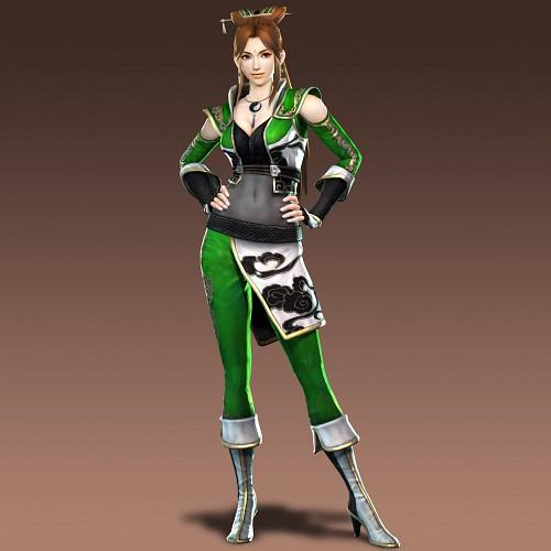 Koei, Dynasty Warriors, Yue Ying