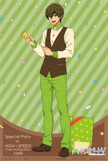 Kyoto Animation, Free!, Makoto Tachibana