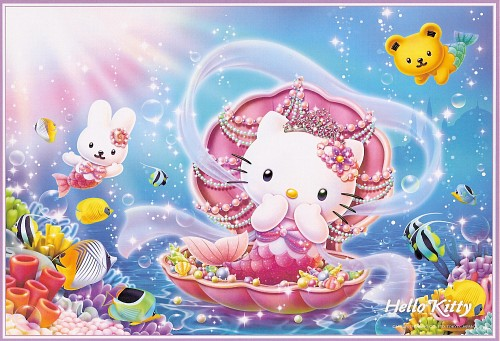 Sanrio, Hello Kitty (Series), Kitty White