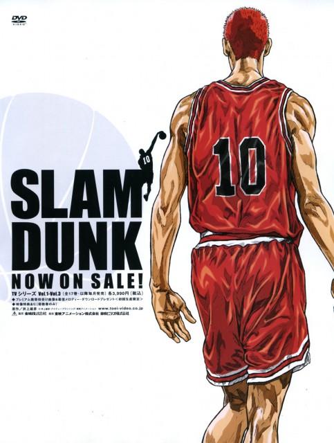 Takehiko Inoue, Slam Dunk, Hanamichi Sakuragi