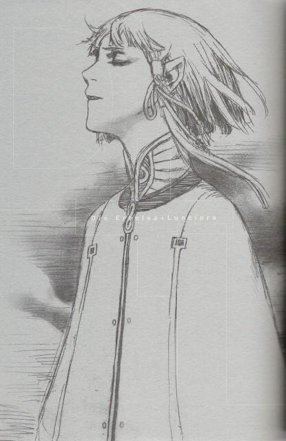 Range Murata, Gonzo, Last Exile, Dio Eraclea