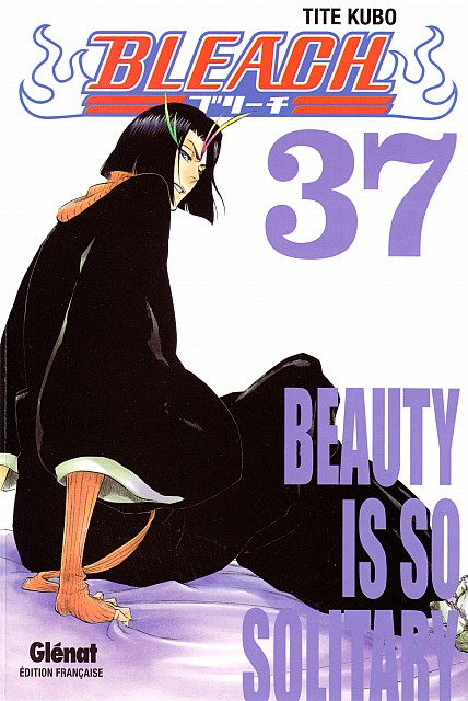 Kubo Tite, Bleach, Yumichika Ayasegawa, Manga Cover