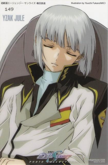 Youichi Fukano, Sunrise (Studio), Mobile Suit Gundam SEED Destiny, Yzak Joule