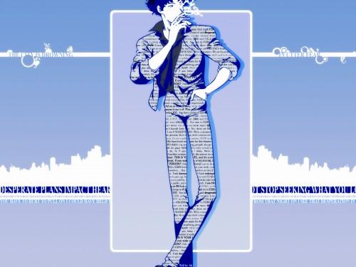 Toshihiro Kawamoto, Sunrise (Studio), Cowboy Bebop, Spike Spiegel Wallpaper
