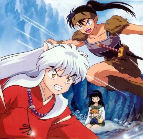 Rumiko Takahashi, Sunrise (Studio), Inuyasha, Inuyasha (Character), Kouga