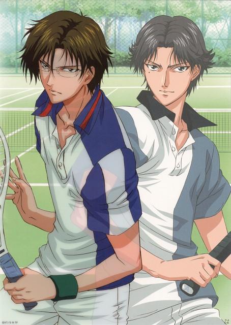 Takeshi Konomi, J.C. Staff, Prince of Tennis, Kunimitsu Tezuka, Keigo Atobe