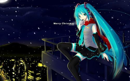 Hisuri Rii, Vocaloid, Miku Hatsune, Member Art Wallpaper