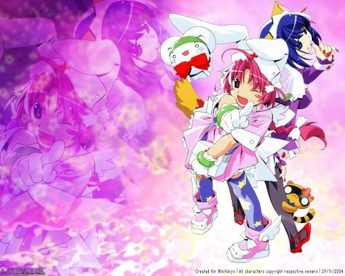 Akio Watanabe, Kyoto Animation, Nurse Witch Komugi, Koyori Kokubunji, Komugi Nakahara Wallpaper
