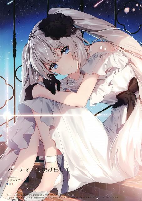 Necomi, Necomix 4, Fate/Grand Order, Marie Antoinette (Fate/Grand Order), Comic Market 95