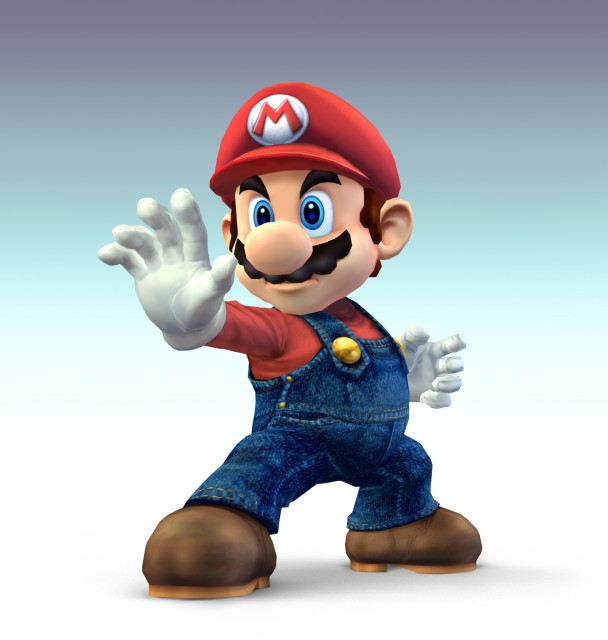 Nintendo, Super Smash Bros. Brawl, Mario (Character)