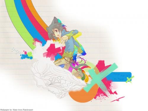 Loveless, Ritsuka Aoyagi Wallpaper