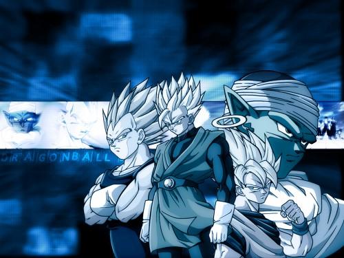 Akira Toriyama, Toei Animation, Dragon Ball, Super Saiyan Vegeta, Super Saiyan Gohan Wallpaper