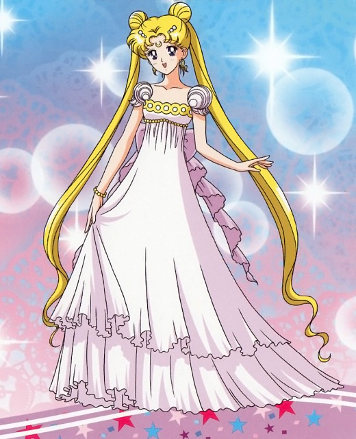 Marco Albiero, Bishoujo Senshi Sailor Moon, Princess Serenity