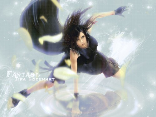Square Enix, Final Fantasy VII: Advent Children, Tifa Lockhart Wallpaper