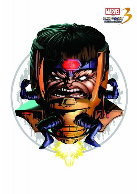 Capcom, Marvel vs Capcom 3, M.o.d.o.k