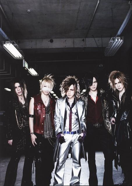 Ruki, Uruha, Gazette, Kai, Aoi (J-Pop Idol)