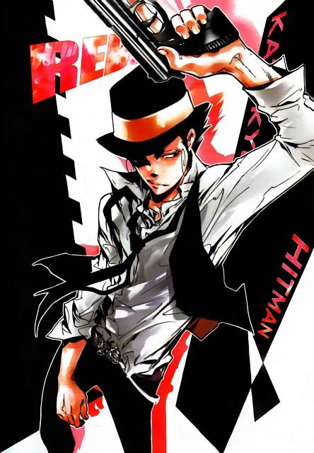 Akira Amano, Katekyo Hitman Reborn!, Reborn (Character), Shonen Jump