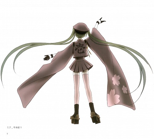 Ittomaru, KurousaP Works Collection, Vocaloid, Miku Hatsune
