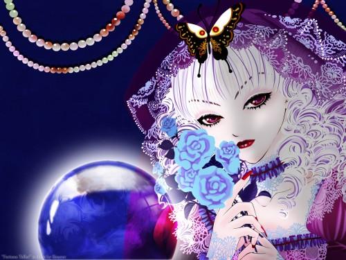Ying Lin, Vector Art Wallpaper
