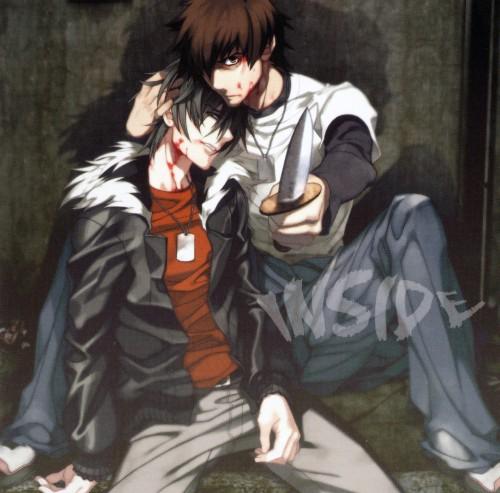 A-1 Pictures, Nitro+, Togainu no Chi, Keisuke, Akira (Togainu no Chi)