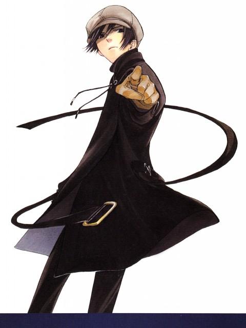 Yuuki Kamatani, Square Enix, Nabari no Ou, Yoite