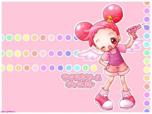 Toei Animation, Ojamajo DoReMi, Doremi Harukaze, Doujinshi Wallpaper