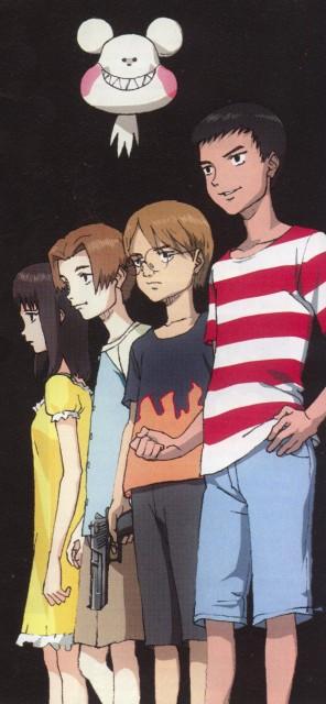 Mohiro Kitoh, Bokurano, Kako Isao, Waku Takashi, Chizuru Honda