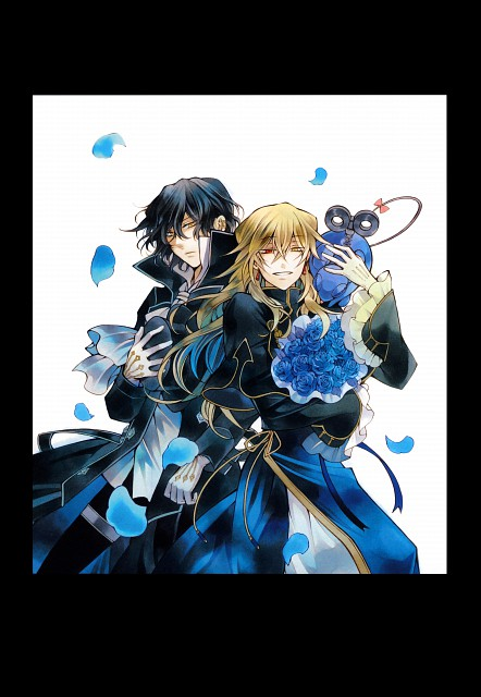 Jun Mochizuki, Xebec, Pandora Hearts, Pandora Hearts ~odds and ends~, Vincent Nightray