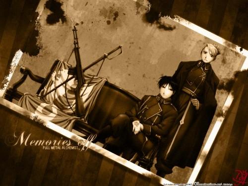 Fullmetal Alchemist Wallpaper