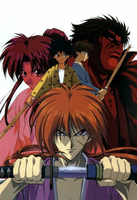 Nobuhiro Watsuki, Studio Gallop, Studio Deen, Rurouni Kenshin, Rurouni Kenshin Masterpiece Collection