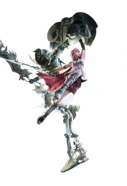 Square Enix, Final Fantasy XIII, Odin (Final Fantasy), Lightning (FF XIII)