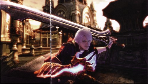 Madhouse, Capcom, Devil May Cry, Nero