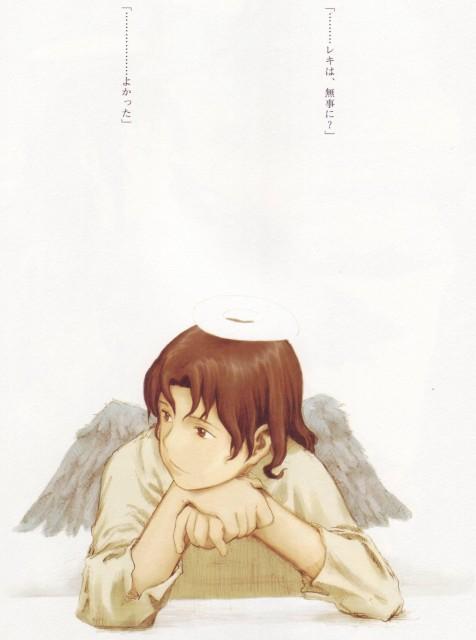 Yoshitoshi Abe, Radix, Haibane Renmei, Nemu (Haibane Renmei)