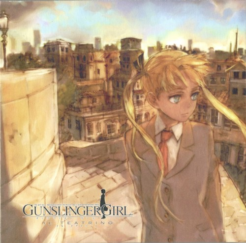 Artland, Gunslinger Girl, Triela, Album Cover