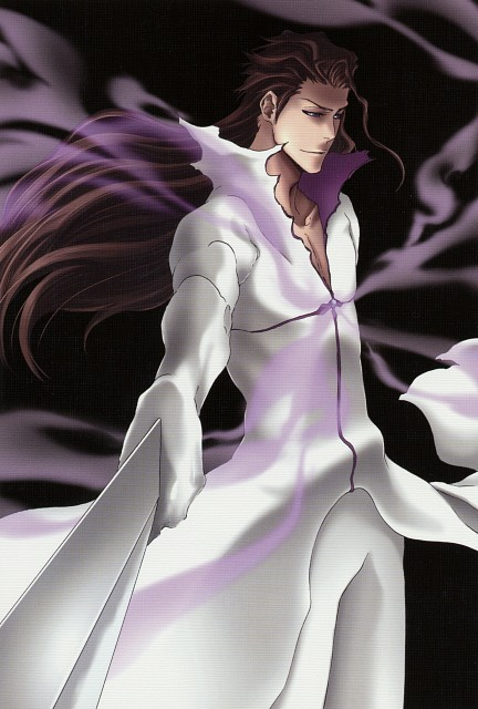 Studio Pierrot, Bleach, Sousuke Aizen, DVD Cover