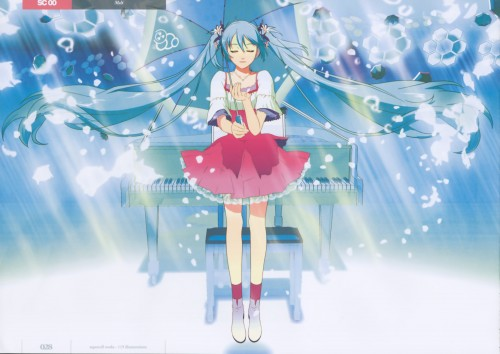 119, Supercell Works, Vocaloid, Miku Hatsune