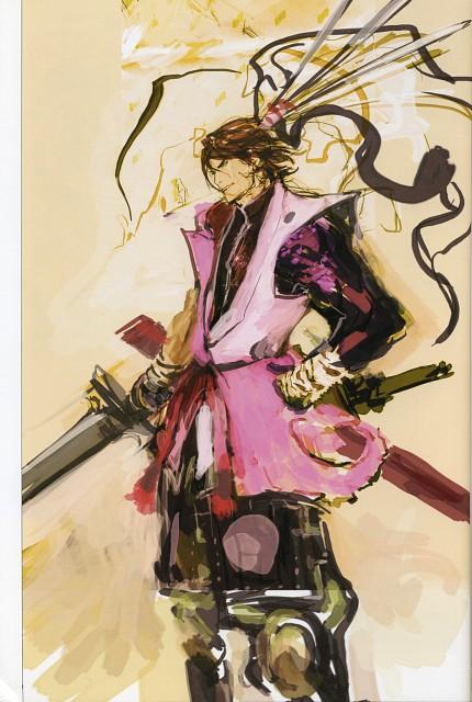 Makoto Tsuchibayashi, Capcom, Design Works, Sengoku Basara, Keiji Maeda (Sengoku Basara)