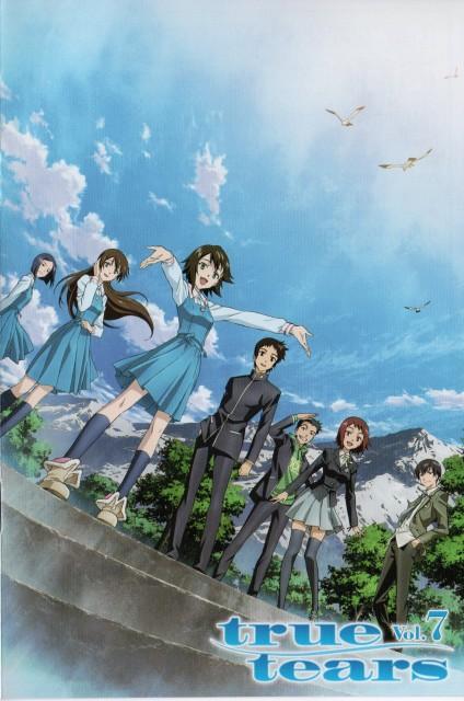 Bandai Visual, P.A. Works, True Tears, Jun Isurugi, Miyokichi Nobuse
