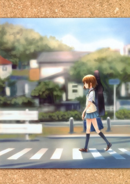 Goto-P, Kakifly, Kyoto Animation, K-On!, Houkago Photo Graph