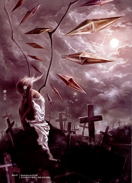 Crowdesu, World Through Fantasy, Touhou, Flandre Scarlet