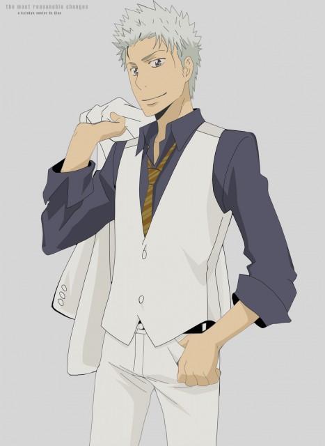 Akira Amano, Artland, Katekyo Hitman Reborn!, Ryohei Sasagawa, Vector Art