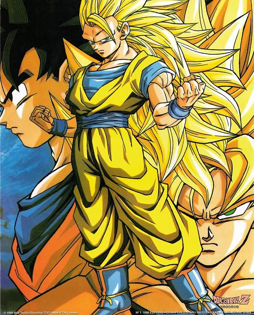 Akira Toriyama, Toei Animation, Dragon Ball, Super Saiyan Goku, Son Goku