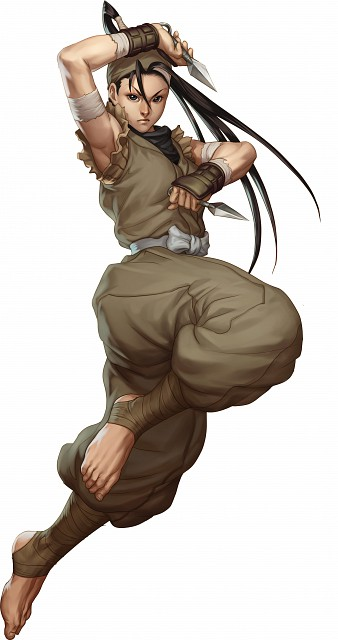 Stanley Lau, Capcom, Street Fighter, Ibuki