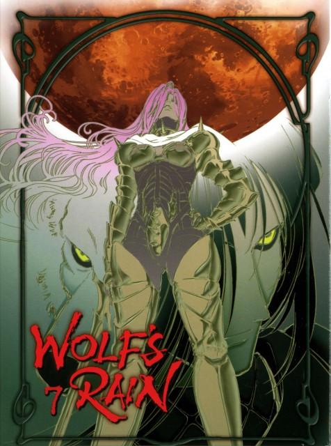 BONES, Wolf's Rain, Darcia, Kiba (Wolf's Rain), Lady Jaguara