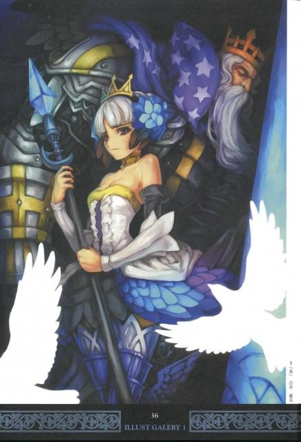 Odin Sphere, Gwendolyn, Odin (Odin Sphere)