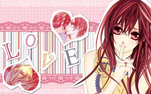 Matsuri Hino, Vampire Knight, Yuuki Cross, Kaname Kuran, Zero Kiryuu Wallpaper