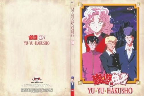 Studio Pierrot, Yuu Yuu Hakusho, Yu Kaito, Asato Kido, Genkai