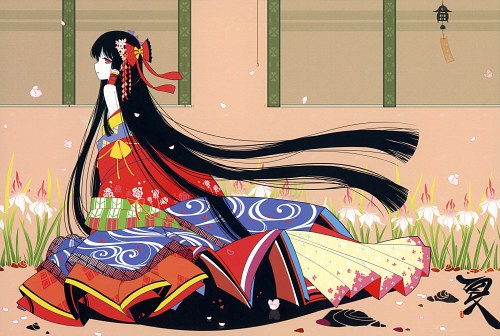 Ideolo, 2011-2012 Touhou Calendar, Touhou, Reimu Hakurei