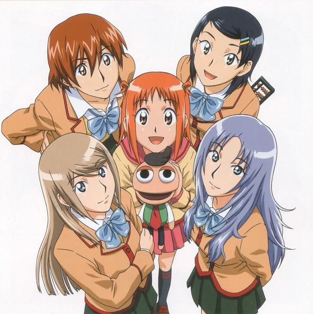 Moosuke Mattaku, J.C. Staff, Gokujou Seitokai, Rino Rando, Kuon Ginga